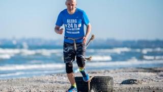 Ultramaraton de 24 de ore pe nisip, în sprijinul copiilor cu autism