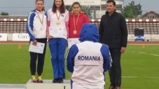 """Studenții de la """"Ovidius"""" au cucerit 10 medalii la Campionatele Naționale Universitare de atletism"""