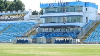 SSC Farul vrea să celebreze cu fanii promovarea în Liga a 3-a