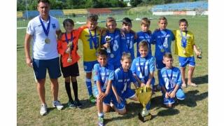 Punct final la Tomis Challenge Cup 2017