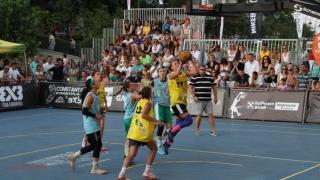 Start în turneele de streetball din zona Dobrogei