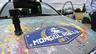Concurenții din Mongol Rally ajung joi la Vama Veche