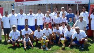 Frontiera Tomis Constanța a câștigat Cupa României la oină