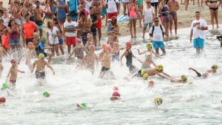 Record de participare la Aqua Challenge 2017