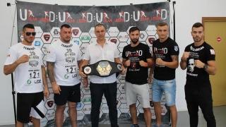 """Luptători constănţeni de MMA Strike şi K1 la Gala """"Urban Legend"""""""