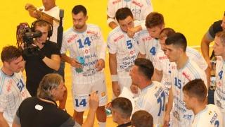HC Dobrogea Sud a început campionatul cu stângul