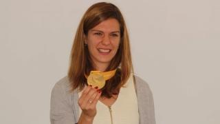 Atleta Alina Rotaru, premiată de Universitatea Ovidius
