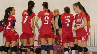 Debut cu stângul pentru echipele constănțene de volei feminin