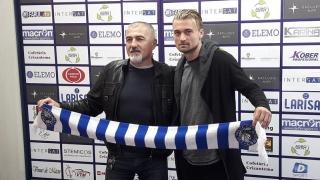 Adrian Pătulea a semnat cu SSC Farul
