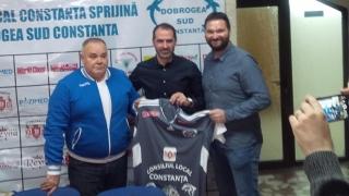 Sandu Iacob, contract până în 2020 cu HC Dobrogea Sud