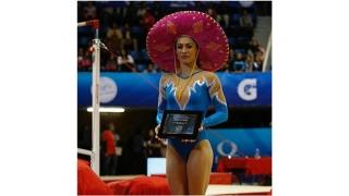Cătălina Ponor a spus adio gimnasticii în Mexic