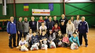 """Premiere pentru tinerii luptători de la LPS """"Nicolae Rotaru"""""""