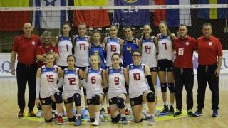 Voleibalista constănțeană Cosmina Marinescu va juca și la Europenele U-17
