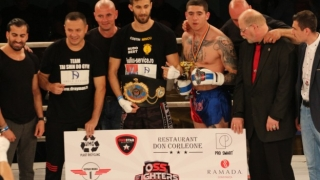 KO-uri spectaculoase la Gala OSS Fighters 01