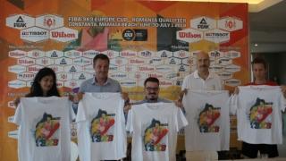 Baschet spectacol în calificările FIBA 3x3 Europe Cup
