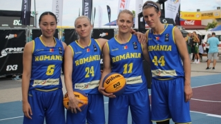 Ploaia a oprit sesiunea de sâmbătă la FIBA 3x3 Europe Cup