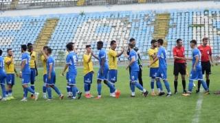 SSC Farul, succes la două goluri în amicalul cu Dacia Unirea Brăila