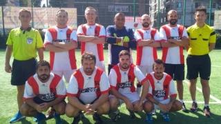 """Telegraf, pe locul 2 în turneul de fotbal la """"Summer Corporate Games"""""""