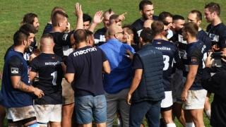 Primul succes din SuperLiga de rugby pentru Tomitanii