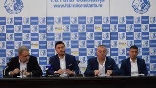 2018, un nou început pentru FC Farul Constanţa