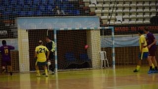 """12 goluri în primele două partide de la Trofeul """"Telegraf"""""""