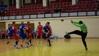 HC Dobrogea Sud s-a impus la scor în partida cu HC Struga