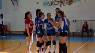 CS Top Volei 05 Constanţa a pierdut cu Rapid, CS Medgidia s-a impus la Voluntari