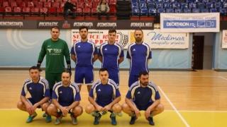 """CFR-Municipal a urcat pe primul loc în clasamentul Trofeului """"Telegraf"""""""