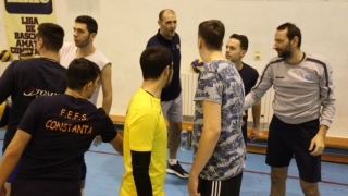Asociaţia Club Volei Constanţa 3.0 a pornit la drum