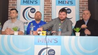 HC Dobrogea Sud, prima partidă pe teren propriu în Grupa C a Cupei EHF