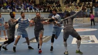 HC Dobrogea Sud a cedat la şase goluri în meciul cu FC Porto