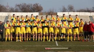 Test util pentru naţionala de rugby a României U20, la Năvodari