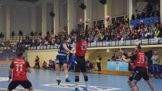 Prestaţie foarte bună, victorie categorică pentru HC Dobrogea Sud în Cupa EHF