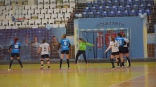 Victorie scontată pentru handbalistele de la CSU Neptun