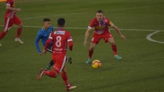 Victorie cu FC Botoșani, FC Viitorul merge în play-off