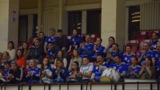 Antrenament cu public pentru HC Dobrogea Sud