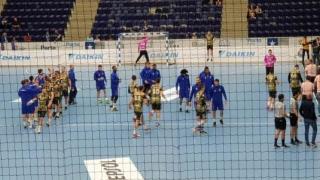 HC Dobrogea Sud a pierdut la Porto