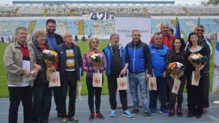 """""""Mișcarea pentru toți"""", activităţi sportive pe stadionul """"Gheorghe Hagi"""""""