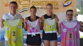 Academia de Volei Tomis Constanța organizează Constanța Beach Volleyball Tour