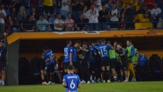 FC Viitorul, victoria cu numărul 100 în primul eşalon