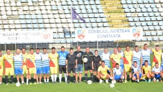 Duel al amintirilor între foşti jucători de la FC Farul şi ai naţionalei României