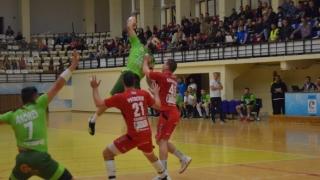 HC Dobrogea Sud a cedat şi în Cupa EHF