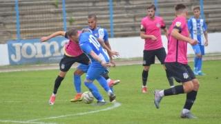 Înfrângeri pe linie pentru echipele din judeţul Constanţa în Liga a 3-a