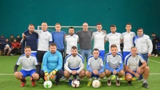 Arsenal Inel II a câştigat derby-ul cu Inter Palas
