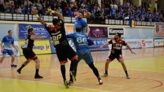 HC Dobrogea Sud a învins campioana en titre
