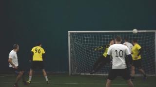 Trocadero a învins, din nou, liderul Ligii 1 în Campionatul Judeţean de minifotbal