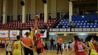 Victorie pe teren propriu pentru baschetbalistele de la CS Phoenix-Știința