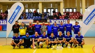 """AS FCS Old-Boys 2017 Năvodari, învingătoare la a 29-a ediţie a Trofeului """"Telegraf"""""""