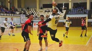 Victorie categorică pentru HC Dobrogea Sud