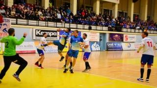 Record negativ în LN de handbal masculin